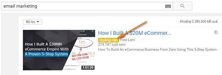 In display ad - Kiếm tiền với Youtube: Hướng dẫn cách kiếm tiền hiệu quả từ A-Z