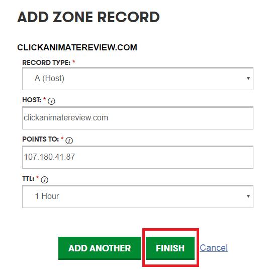 add-record-godaddy