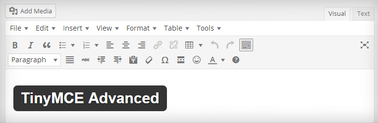 advanced-tinymce-plugin
