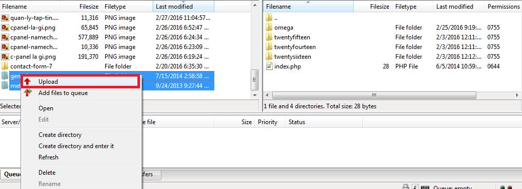 bat-dau-upload-theme-ftp-filezilla
