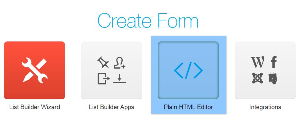 plain-html-editors