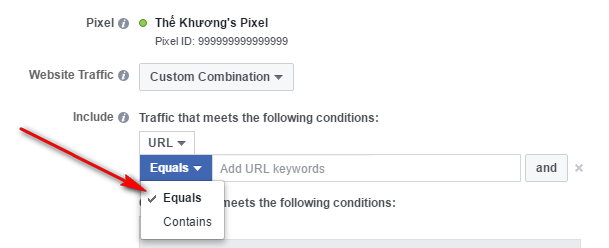url-contain-equal