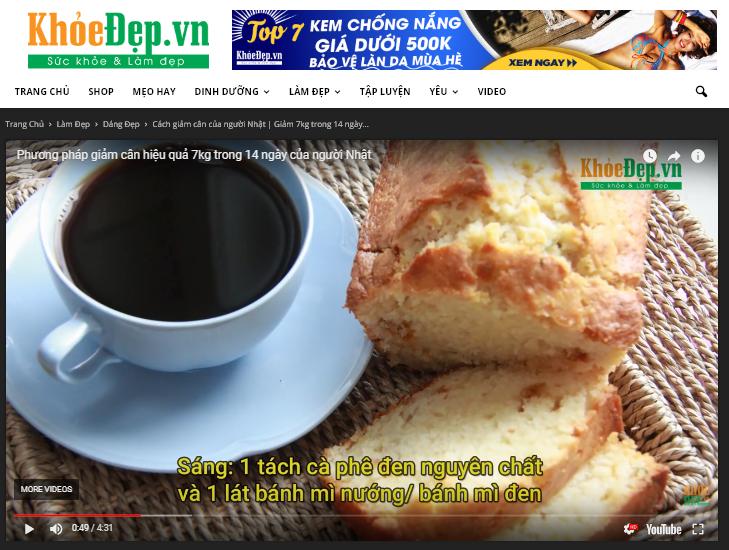 chen video vao website 2 - Kiếm tiền với Youtube: Hướng dẫn cách kiếm tiền hiệu quả từ A-Z