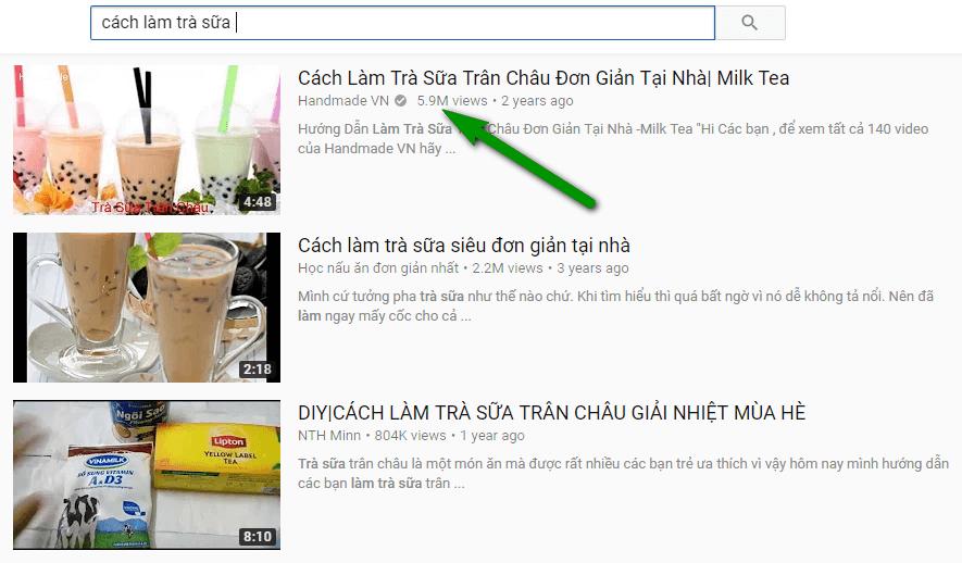 nhieu view vi nghien cuu tu khoa - Kiếm tiền với Youtube: Hướng dẫn cách kiếm tiền hiệu quả từ A-Z