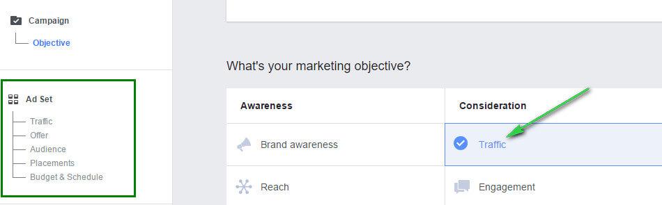 traffic ads - 5 kiến thức cần nắm vững trước khi tạo chiến dịch Facebook Ads đầu tiên
