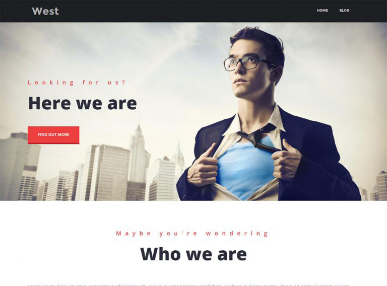 landing-page-dich-vu-wordpress-theme-west