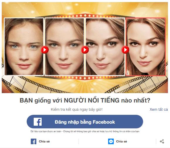 ung dung facebook