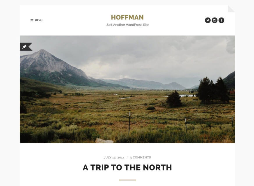 wordpress-blog-theme-mien-phi-hoffman