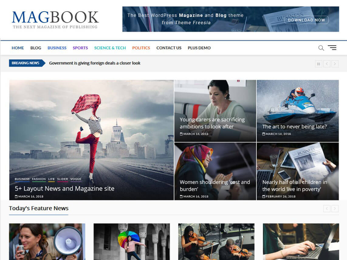 wordpress-blog-theme-mien-phi-magbook