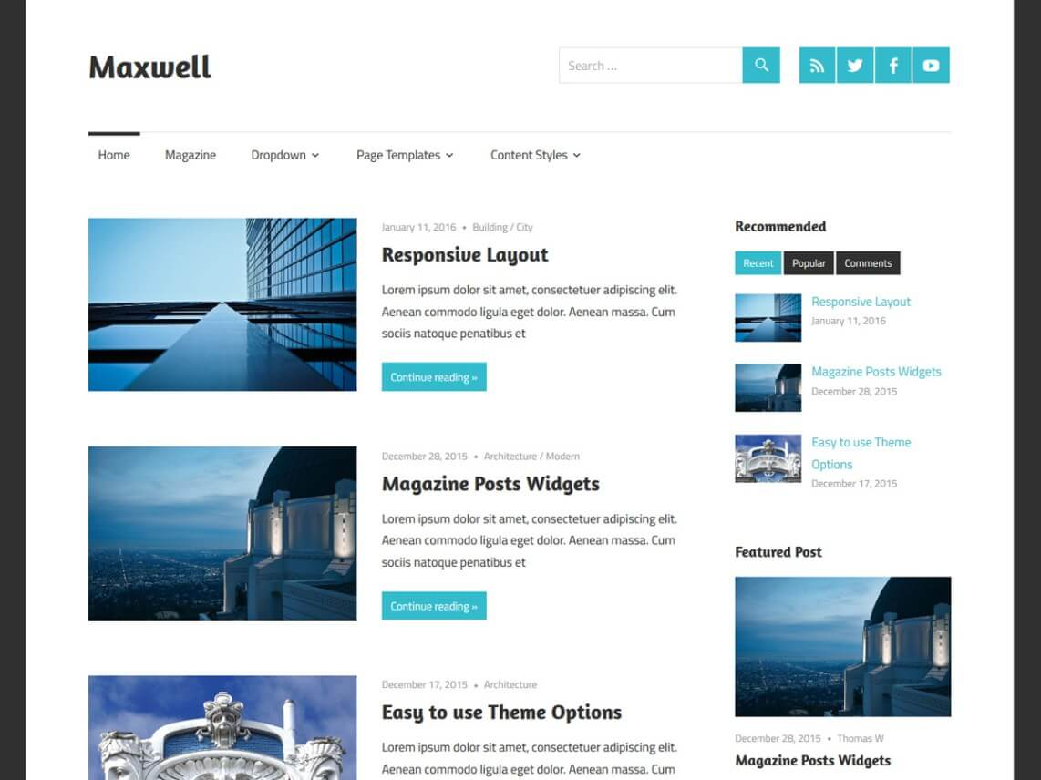 wordpress-blog-theme-mien-phi-maxwell
