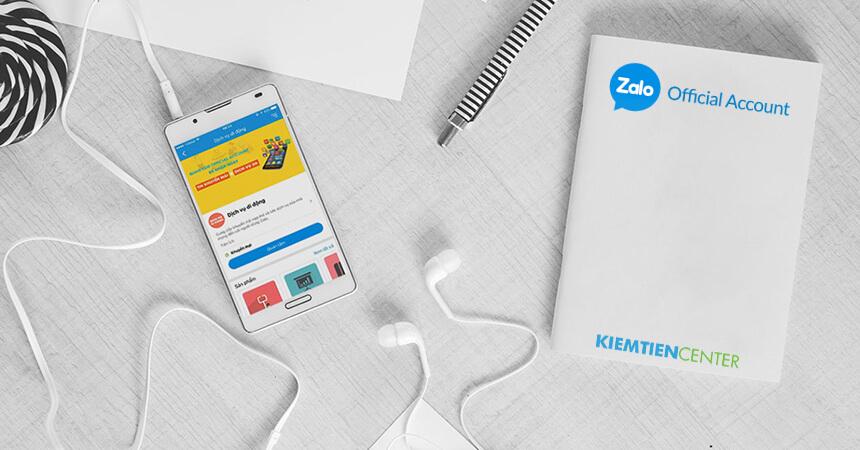 Tạo Zalo Official Account (Hướng dẫn A-Z) => tìm hiểu tính năng của OA