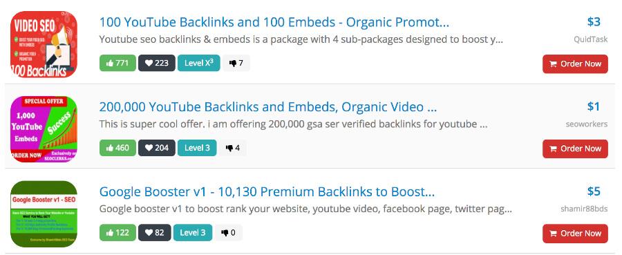 backlink video seoclerks - Kiếm tiền trên Youtube: Cách SEO Youtube A-Z đưa video của bạn lên top tìm kiếm Youtube