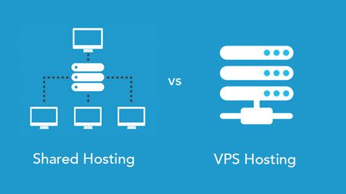 nên dùng vps hay share host